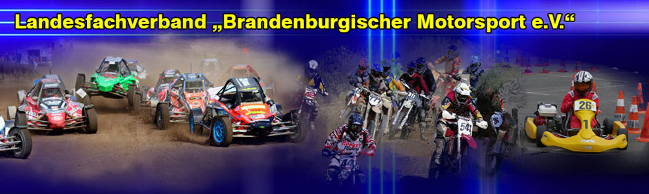 "Landesfachverband ""Brandenburgischer Motorsport e.V."""